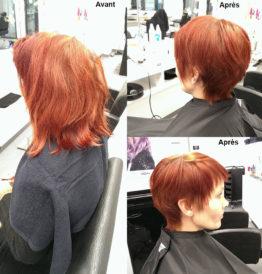 hairdo avant après 1